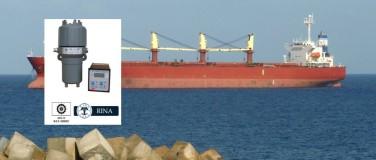 Analizador de oxígeno para aplicaciones marinas con certificado MED